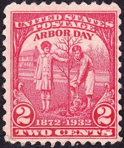 United States of America 1932 Arbor Day a.jpg