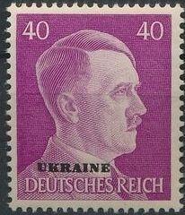 German Occupation-Ukraine 1941 Stamps of German Reich Overprinted in Black o.jpg