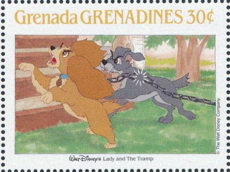Grenada Grenadines 1988 The Disney Animal Stories in Postage Stamps 5h.jpg