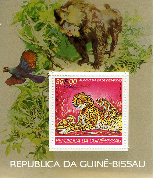 Guinea-Bissau 1978 Endangered Species m.jpg