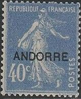 "Andorra-French 1931 Type ""Semeuse"" of France Overprinted ""ANDORRE"" e.jpg"
