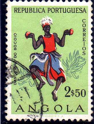 Angola 1957 Indigenous Peoples of Angola j.jpg