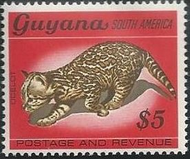 Guyana 1968 Wildlife o.jpg