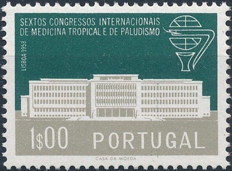 Portugal 1958 6th International Congress of Tropical Medicine and Malaria a.jpg