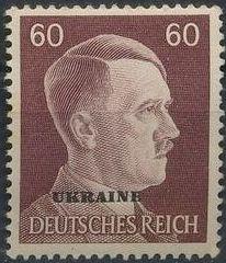 German Occupation-Ukraine 1941 Stamps of German Reich Overprinted in Black q.jpg