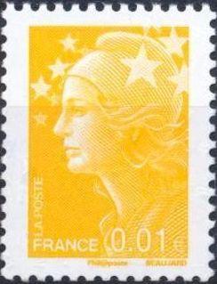 France 2008 Marianne & Europe