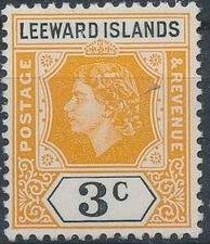 Leeward Islands 1954 Queen Elizabeth II d.jpg