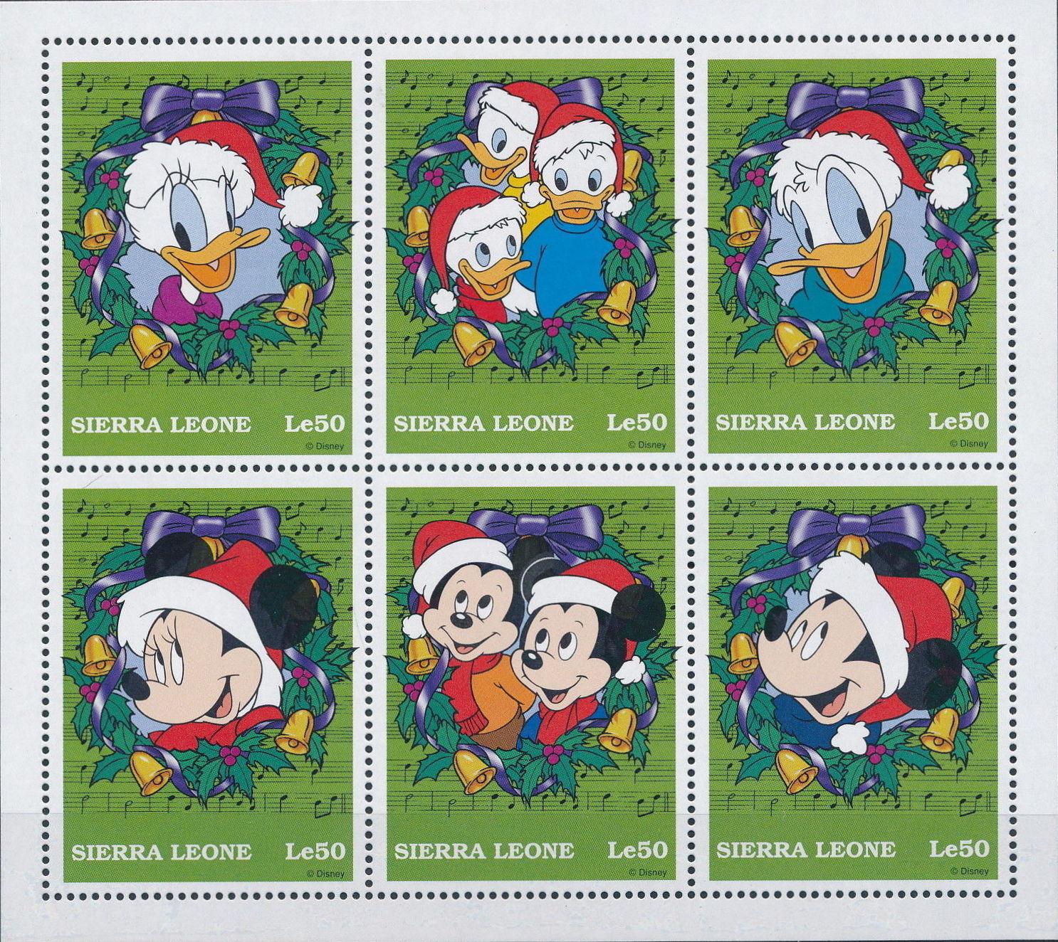 Sierra Leone 1997 Disney Christmas Stamps Sa.jpg