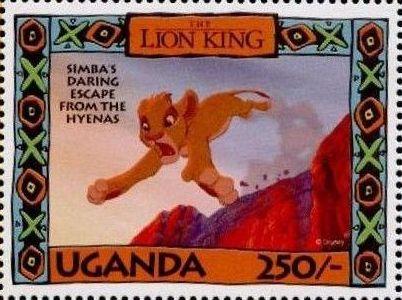 Uganda 1994 The Lion King t.jpg
