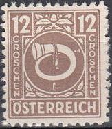 Austria 1945 Posthorn h.jpg