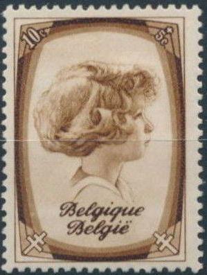 Belgium 1938 Prince Albert of Liège