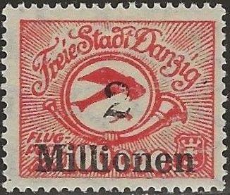Danzig 1923 Air Post Stamps c.jpg