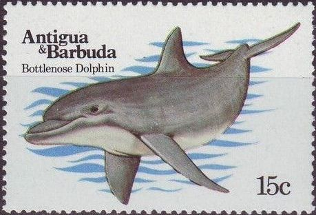 Antigua and Barbuda 1983 Whales Porpoises and Dolphins