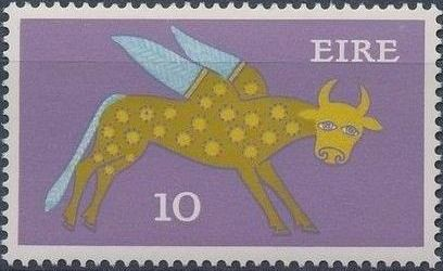 Ireland 1971 Old Irish Animal Symbols m.jpg