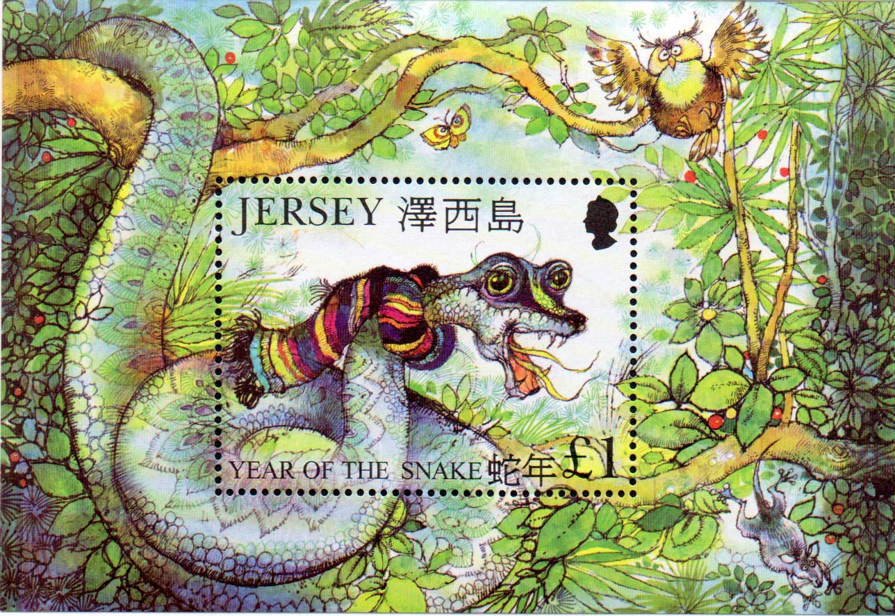 Jersey 2001 Year of the Snake