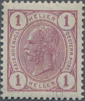 Austria 1905 Emperor Franz Joseph
