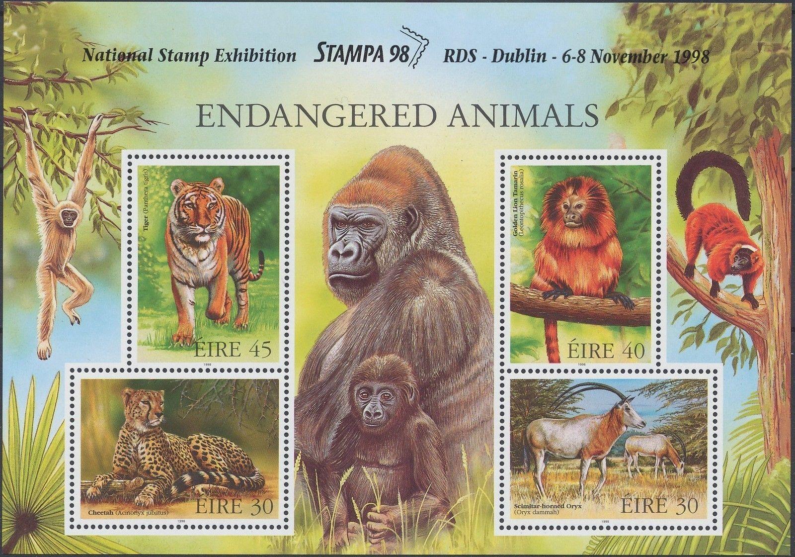 Ireland 1998 Endangered Animals x.jpg