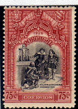 Portugal 1926 1st Independence Issue l.jpg