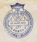 Portugal 1955 Portuguese Kings-1st Dinasty PMb.jpg
