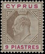 Cyprus 1904 King Edward VII f.jpg
