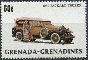 Grenada Grenadines 1983 The 75th Anniversary of Ford T d.jpg