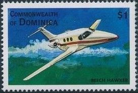 Dominica 1998 Modern Aircrafts s.jpg
