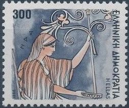 Greece 1986 Greek Gods k.jpg