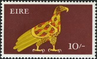 Ireland 1968 Old Irish Animal Symbols d.jpg