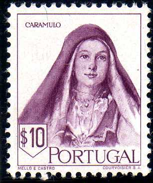Portugal 1947 National Costumes (2nd Issue)