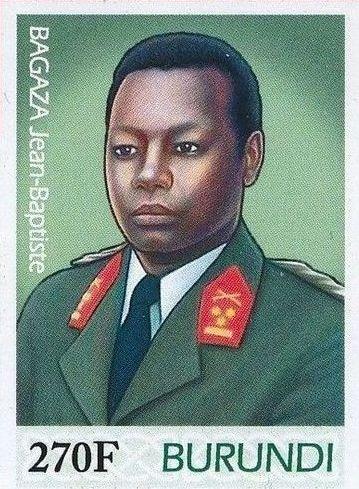 Burundi 2012 Presidents of Burundi - Jean-Baptiste Bagaza e.jpg