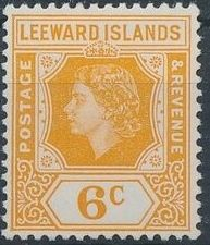 Leeward Islands 1954 Queen Elizabeth II g.jpg