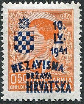 Croatia 1941 Anniversary of Independence b.jpg