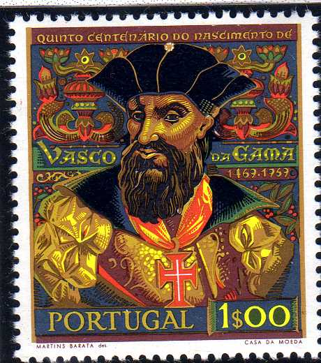 Portugal 1969 500th Anniversary of the Birth of Vasco da Gama