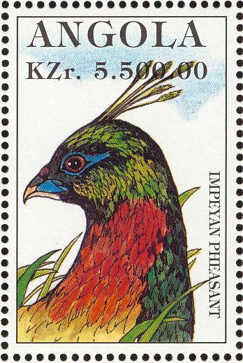 Angola 1996 Hunting Birds l.jpg