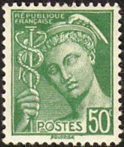France 1941 Mercury (3rd Group)