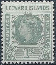 Leeward Islands 1954 Queen Elizabeth II b.jpg