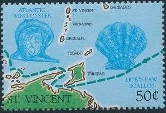 St Vincent 1989 500th Anniversary of Discovery of America 1992 p.jpg