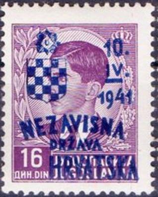 Croatia 1941 Anniversary of Independence m.jpg
