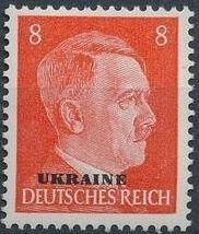 German Occupation-Ukraine 1941 Stamps of German Reich Overprinted in Black f.jpg