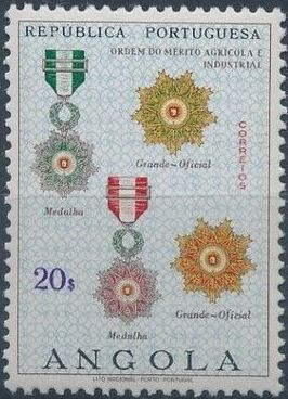 Angola 1967 Portuguese Civil and Military Orders j.jpg
