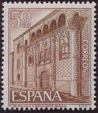Spain 1968 Tourism