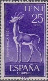 Ifni 1964 Child Welfare - Regular Stamps a.jpg