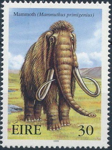 Ireland 1999 Extinct Irish Animals