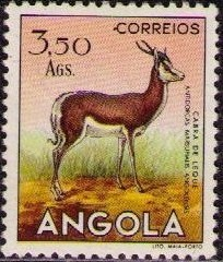 Angola 1953 Animals from Angola m.jpg