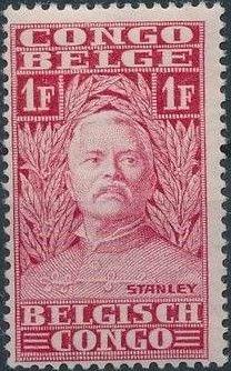 Belgian Congo 1928 Sir Henry Morton Stanley g.jpg