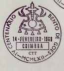 Portugal 1968 Bento de Goes PMc.jpg