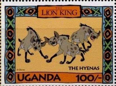 Uganda 1994 The Lion King g.jpg