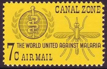 Canal Zone 1962 Malaria Eradication