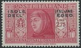 Italy (Aegean Islands) 1932 Dante Alighieri Society Issue j.jpg