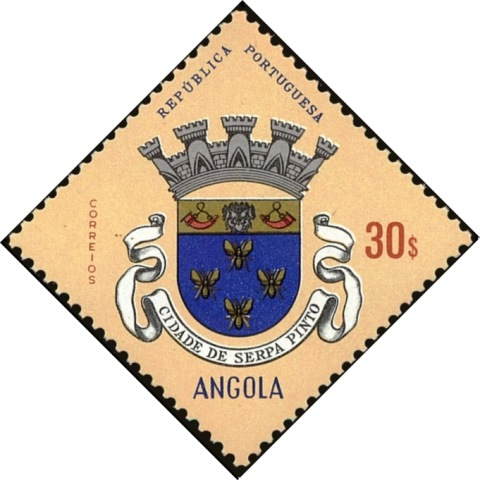 Angola 1963 Coat of Arms - (1st Serie) s.jpg